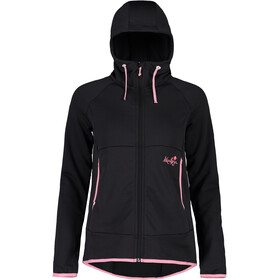 Maloja AmaliaM. Uni Hooded Fleece Jacket Women moonless